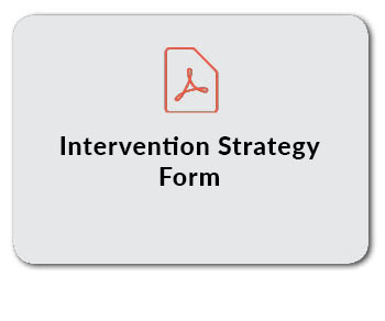 Intervention-Strategy-Form