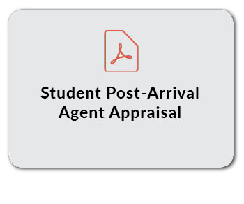 Student-Post-Arrival-Agent-Appraisal